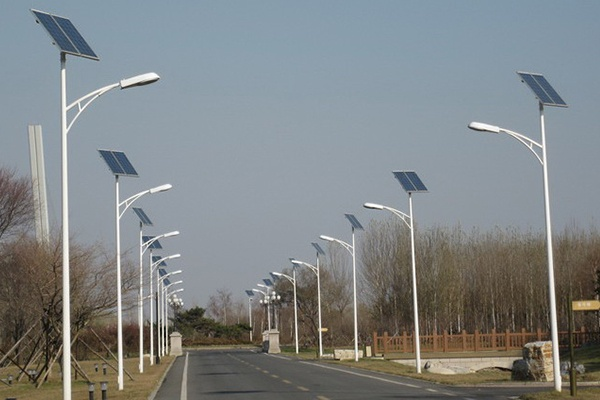 Solar Panels for Lights