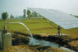 Solar Module Mounting Structure Manufacturer