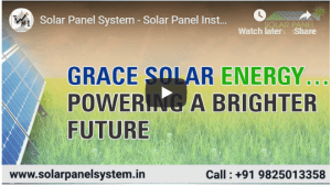 solar panel system video